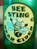 Lilley's Bee Sting Pear Cider