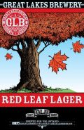 Great Lakes Brewery Red Leaf Lager
