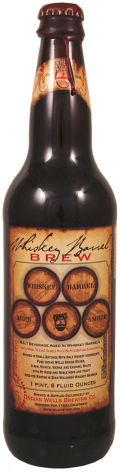 Indian Wells Whiskey Barrel Amber