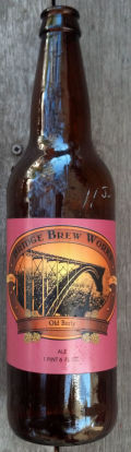 Bridge Brew Works Old Burly
