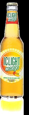 Iron City Light Mango