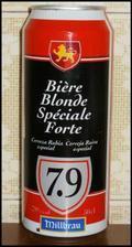 Millbrau Bière Blonde Spéciale Forte 7.9