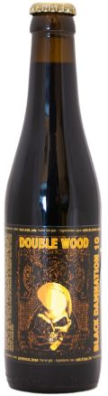 Struise Black Damnation X - Double Wood