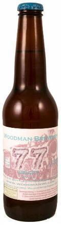 Woodman 77 Cream Ale