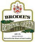 Brodies Bethnal Green Bitter