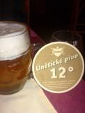 Únětické Pivo 12°