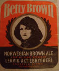 Lervig Betty Brown