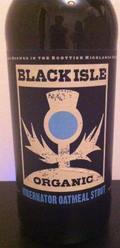 Black Isle Organic Hibernator Oatmeal Stout