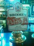 Brodies Hackney Red IPA