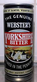 Websters Yorkshire Bitter