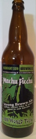 Midnight Sun 2011 World Tour: Machu Picchu