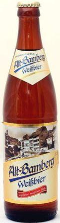 Alt-Bamberg Weissbier