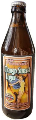 Delafield Mango Sunset Lager