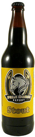 Pale Horse Export Stout
