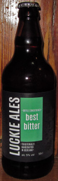 Luckie Ales Best Bitter