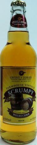 Gwynt y Ddraig Farmhouse Vintage Scrumpy (Bottle)