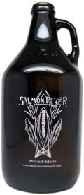 Salmon River Mom's Ginger Plum Extra Pale Ale