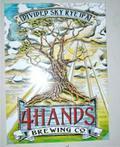 4 Hands Divided Sky Rye IPA