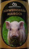Schweinsbräu Maibock