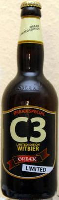 Ørbæk C3 Witbier Limited Edition