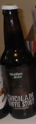 Odd Side Ales Chocolade Koffie Stout