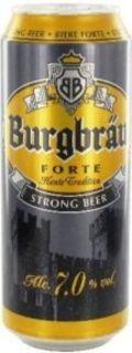 Burgbräu Forte