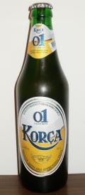 Korça 01 Lager Beer