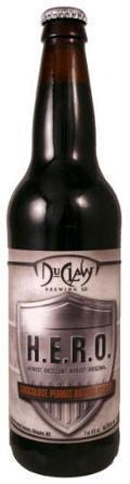 DuClaw 2011 H.E.R.O. Chocolate Peanut Butter Porter