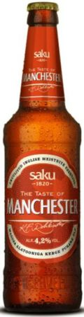 Saku The Taste of Manchester