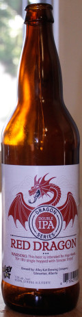 Alley Kat Dragon Series Red Dragon Double IPA