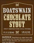 Rhinelander Boatswain Chocolate Stout