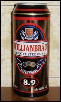 Willianbräu Extra Strong 8.9