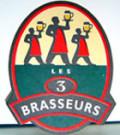 Les 3 Brasseurs La Blanche de Lille