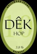 Driftwood Dek Hop