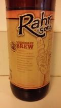 Rahr & Sons Visionary Brew Bock (2011)