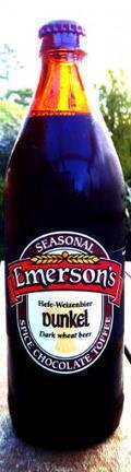Emerson's Hefe-Weizenbier Dunkel