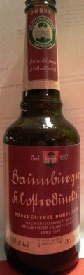 Baumburger Klosterdunkel