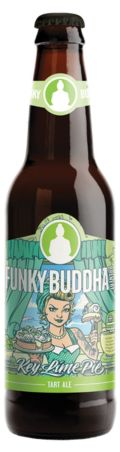 Funky Buddha Key Lime Berliner Weisse