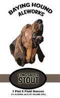 Baying Hound Long Snout Stout
