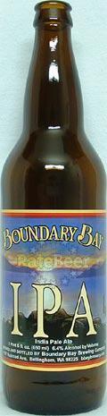 Boundary Bay Inside Passage Ale (IPA)