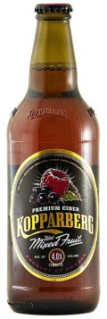 Kopparbergs Premium Cider with Mixed Fruit