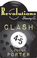 Revolutions Clash London Porter