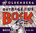 Oldenberg Outrageous Bock