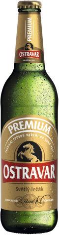 Ostravar Premium (12° Svetlé)