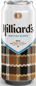 Hilliard's Scottish Blonde