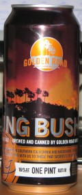 Golden Road Burning Bush IPA