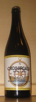Crossroads Maggie's Farmhouse Ale