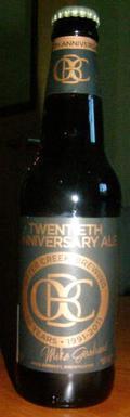 Otter Creek Twentieth Anniversary Ale