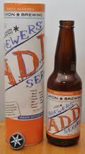 Yukon Brewers' A.D.D. Series 001 Birch Marzen