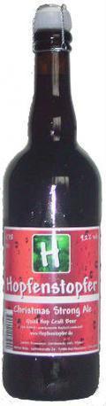 Häffner Bräu Hopfenstopfer Christmas Strong Ale